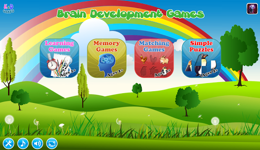 Kids Brain Development Games