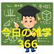 作者が9割知らなかった【今日の雑学366】今日は何の日・記念日の雑学&豆知識アプリ - Androidアプリ