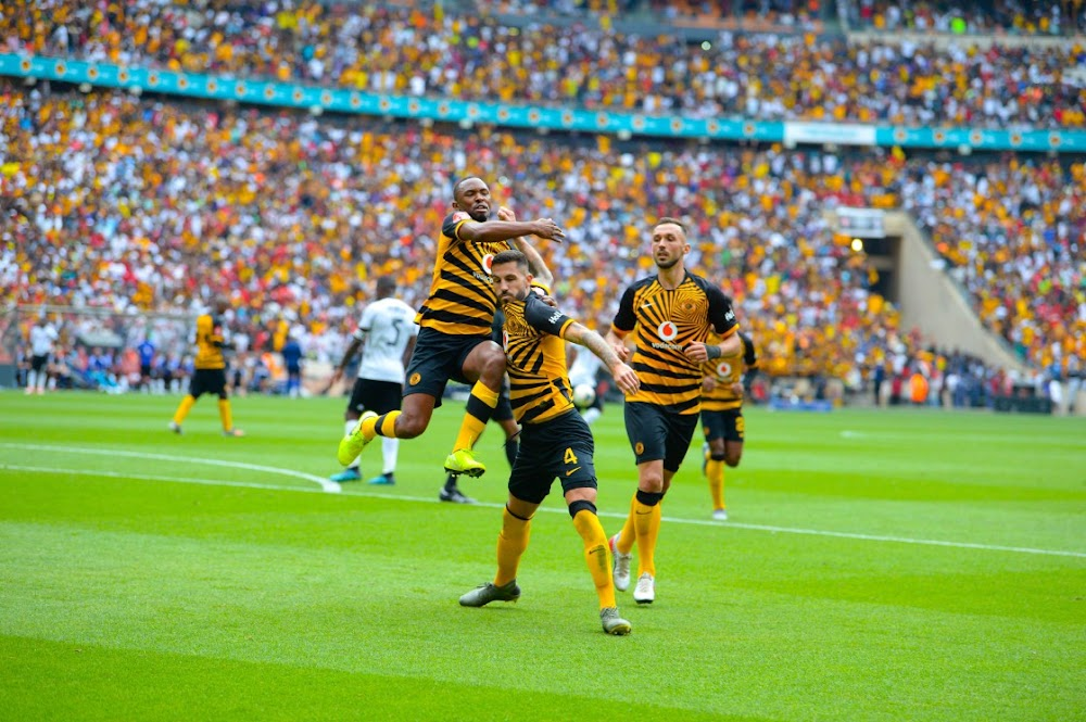 Kaizer Chiefs have depth to cover for suspended players, says Daniel Cardoso