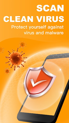 Super Antivirus - Cleaner & Booster & Clean Virus 1.2.9 screenshots 1