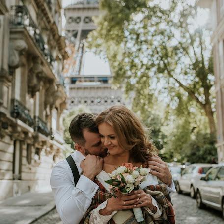 Wedding photographer Natalia Pawlicka (wildandfree2017). Photo of 20.09.2017