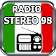 Download Radio Stereo 98 Gratis Online In Italia For PC Windows and Mac