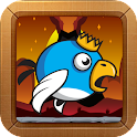 Angry Volcano Birds: Zfighter icon