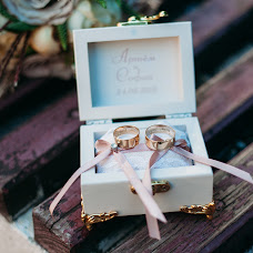 Wedding photographer Elena Gosudareva (ElenaGosudareva). Photo of 06.09.2018