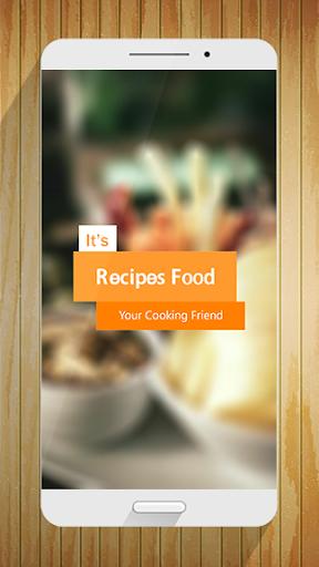 All Recipes Food Screenshot