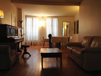 Appartement meublé 4 pièces 84,47 m2