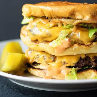 Copycat Big Mac.
