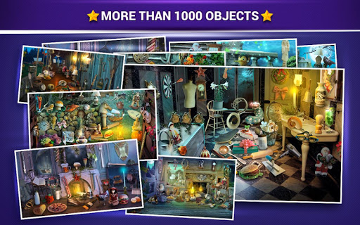 Hidden Objects Haunted House u2013 Cursed Places  screenshots EasyGameCheats.pro 2