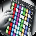 Dj Electro Mix Pad: LaunchPad icon