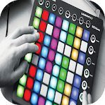 Dj Electro Mix Pad:LaunchPad Icon