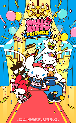 Hello Kitty Friends - Tap & Pop, Adorable Puzzles  gameplay | by HackJr.Pw 9
