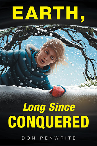 Earth, Long Since Conquered cover