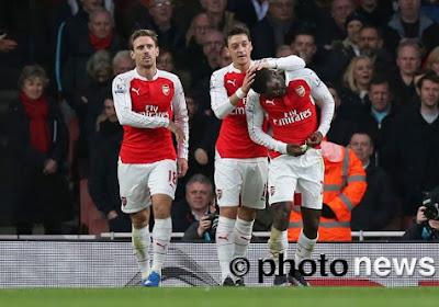 Arsenal prolonge l'un de ses défenseurs