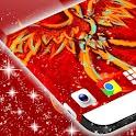 Fire Bird Live Wallpaper icon