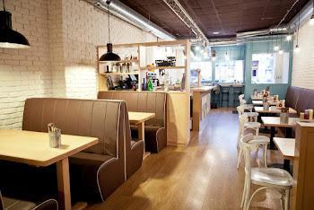 La Pepita Burger Bar - Vigo