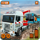 Offroad Tow Truck Driver Transport Truck Simulator Android APK Download Free By Games Astra