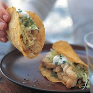 Fast Fish Tacos.