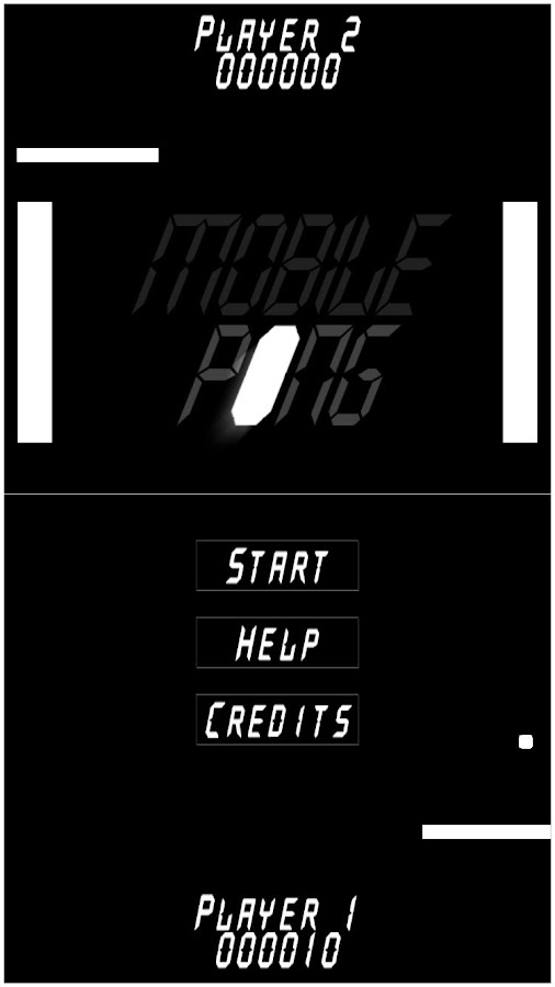 Mobile Pong Free- screenshot