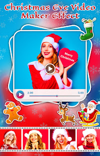 Christmas Eve Video Maker Effects for PC-Windows 7,8,10 and Mac apk screenshot 3