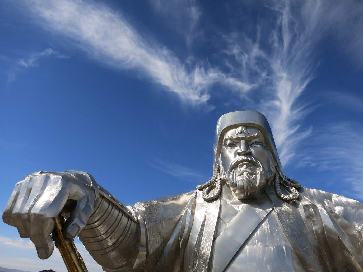 skies of photo essay ze wandering frogs the wrath of genghis khan