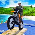 Xtreme Real Stunt Bike Racing icon