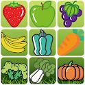 Fruits Veg-2048 icon