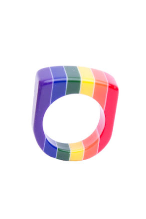 Pride, ring