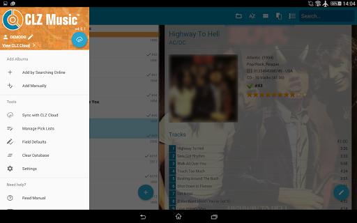 CLZ Music - Music Database 4.8.1 screenshots 8