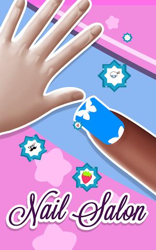 玩免費休閒APP|下載ネイルサロンのゲームモデル app不用錢|硬是要APP