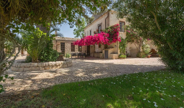 Villa avec jardin et terrasse Scicli