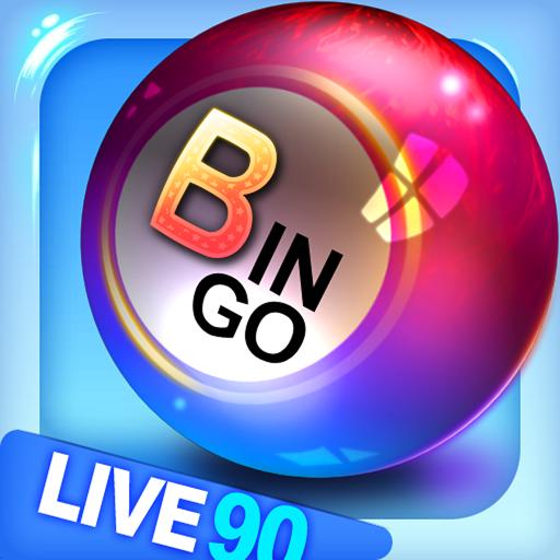 Bingo 90 Live: Vegas Slots & Free Bingo