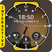 Real Weather Watch Face Reborn