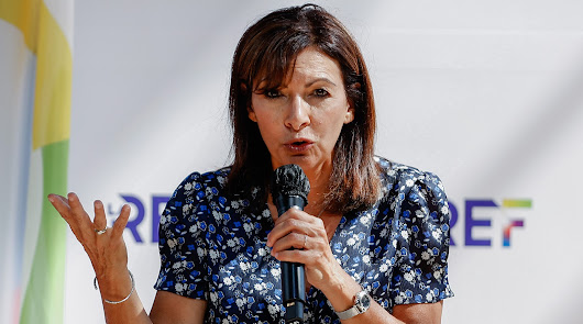 Una española, presidenta de Francia