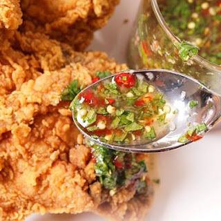 Thai Dipping Sauce Cilantro Recipes.