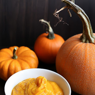 How to Make Pumpkin Puree + How to Roast Pumpkin Seeds.