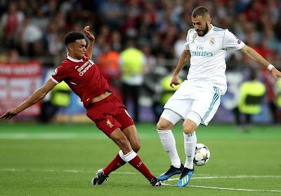 Ligue des champions : Le Real recevra Liverpool à Madrid