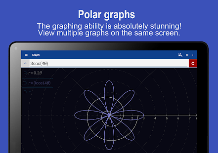 Grafikrechner + Math PRO – Miniaturansicht des Screenshots