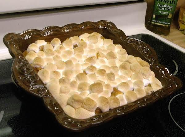 Miracle Sweet Potato Casserole Recipe