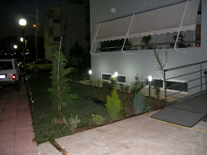 Photo: The Athens Olympic Village - Garden - Κήπος 8