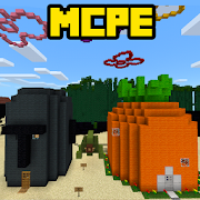 The Bikini Bob City Map for MCPE