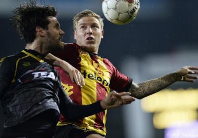 L'Olympiacos a proposé Legear à Anderlecht