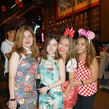 cute girls in halloween costumes in Hong Kong in Hong Kong, , Hong Kong SAR