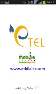 ETL Dialer DU - náhled