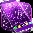 Purple Live Wallpaper icon