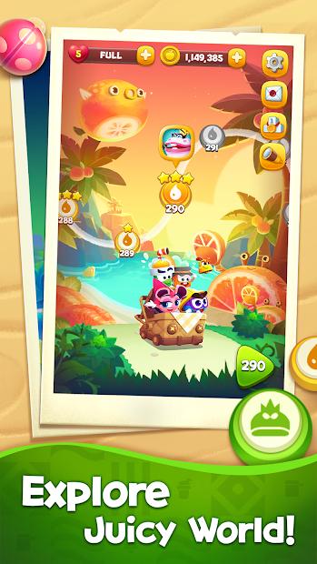 Juicy World : blast screenshot 5