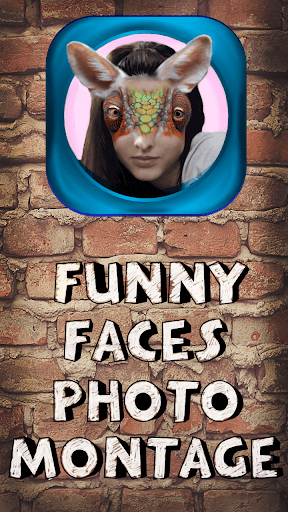 Funny Faces Photo Montage