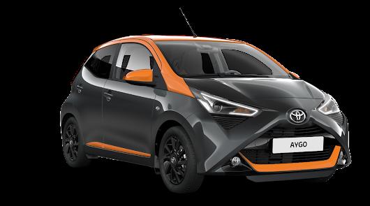 Llega a Almería de la mano de Alborán Motor el Toyota  AYGO 2020