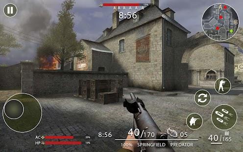 Call of Secret Duty WWII: FPS Final Battle (Free Shopping)