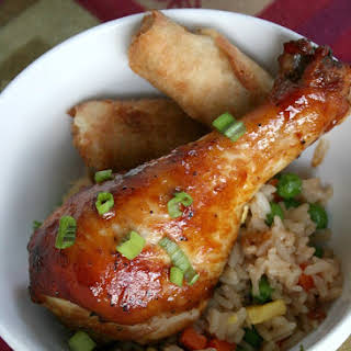 Baked Chicken Legs Recipes.