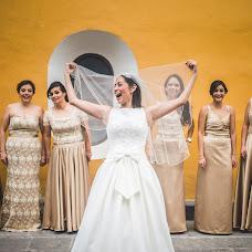 Wedding photographer María Bernal (MariaBernal). Photo of 08.09.2016